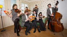 """""""A vivid and virtuous Klezmer ensemble beyond any musical boundaries"""".(Deutschlandradio Cultural station) Original klezmer at its best and then something completely different. A musical diversity, played, no, lived by a group of superb, young musicians. Always on the wing, following the cry of the Yxalag crane, from land to land, from klezmer to swing, from … English weiterlesen →"""