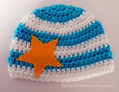 Hey, I found this really awesome Etsy listing at https://www.etsy.com/listing/96268218/infant-toddler-hat-in-turquoise-and