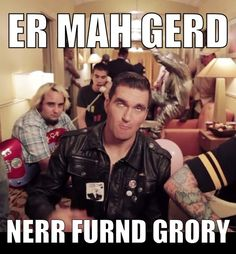 Lollerskates! I love New Found Glory so much
