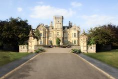 Seal of approval for Weston's stately Jacobean scheme