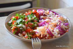 Best Salad Recipes, Kale, Cabbage, Health Fitness, Vegan, Vegetables, Ethnic Recipes, Food, Orice