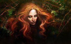 Warm autumn by anndr on DeviantArt Fantasy Landscape, Fantasy Art, Loki Norse Mythology, Loki Jotun, History Of Middle Earth, Legolas And Thranduil, Celtic Music, Warm Autumn, Manga