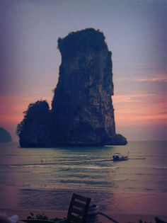 From Centara Beach Resort Krabi in Thailand