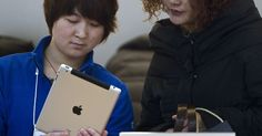 China just dethroned the U.S. as the largest iOS app spender #Business_ #iNewsPhoto