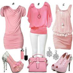 Luv pink!