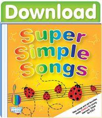 Super Simple Songs 1 (CD)