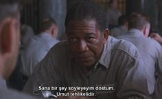 Esaretin Bedeli (The Shawshank Redemption) Something Just Like This, I Dont Like You, Blaise Harry Potter, The Shawshank Redemption, Fake Photo, Charles Darwin, Movie Lines, Series Movies, Tv Series