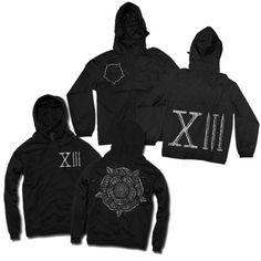 Preordered my Sworn In hoodie and windbreaker bundle