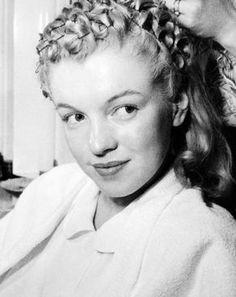 eternalmarilynmonroe: Marilyn Monroe 1948 Edward...