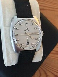 Revue Day-Date Automatic Vintageuhr Omega, Dating, Ebay, Accessories, Vintage, Style, Automatic Watch, Bracelet Watch, Swag