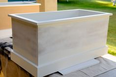 Life With Fingerprints: DIY Toy Box...