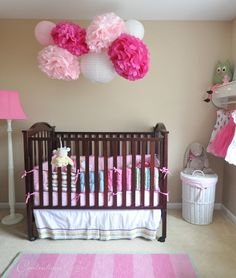Over cot decoration