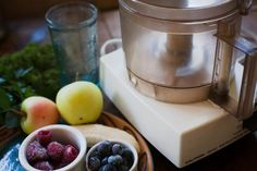 How to Make a Smoothie With a Food Processor