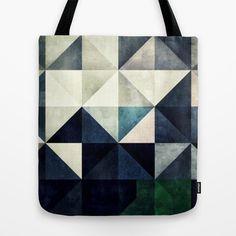 GLYZBRYKS Tote Bag by Spires - $22.00