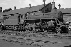 Project information on the Steam Locomotive 77021