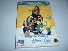 FREE SHIPPING - KUCH KUCH HOTA HAI - BOLLYWOOD MOVIE DVD #1b