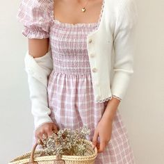Dress Outfits, Casual Outfits, Cute Outfits, Casual Clothes, Garden Dress, Modest Dresses, Dress Collection, Spring Summer Fashion, American Girl