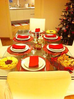 #tablesetting #tableware #tableideas #miseenplace #christmas