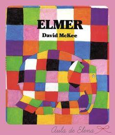 ELMER en el Proyecto Cuéntame un cuento del Aula de Elena