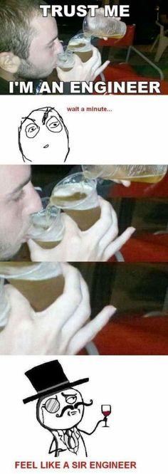Trust Me I'm An Engineer #funny #meme