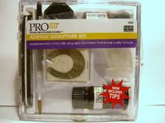 Pro 10 Acrylic Sculpture Kit by Dana Classic Fragrances, Inc.. $15.99. Create beautiful, strong nails using salon techniques. Professional quality formulas.