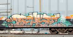 Rr Car, Car Up, Train Car, Car Photos, Model Trains, Graffiti, Backgrounds, American, Photography