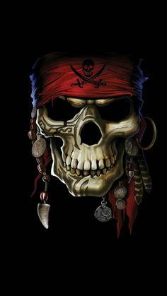 #skull #pirate