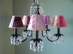 Bohemian Baby Shaded Chandelier Found it at Wayfair - Bohemian Baby 5 Light Chandelier 5 Light Chandelier, Chandelier Shades, Chandeliers, Lamp Shades, Light Fixture, Bohemian Baby Nurseries, Bohemian Nursery, Big Girl Bedrooms, Girls Bedroom