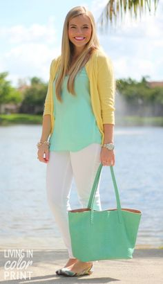 Candy Colored // Living In Color Print