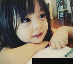 Byun Hae-sook - Hannah Saeji Fiori (Baekhyun and Giovanna's older daughter)