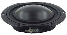"""Peerless GBS-135F25Al02-04 5"""" Flat Woofer - 8 ohm"""