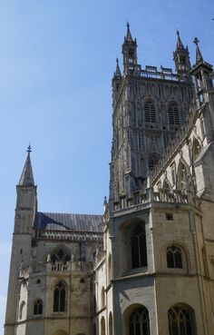 https://flic.kr/p/UwAXp5 | Gloucester Cathedral