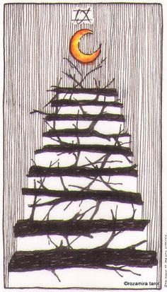 Nine of Wands Tarot card: Future: There are inevitable conflicts approaching in the future, but you can overcome them. In order to succeed, rely on your inner strength and do not sacrifice your values for the sake of short term gains. Source: The Wild Unknown