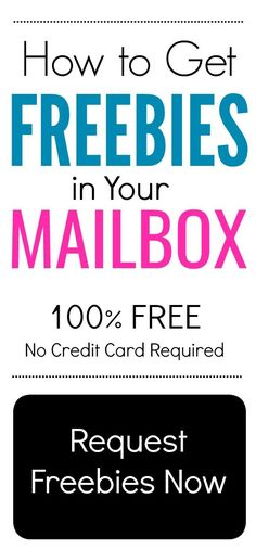 Free samples shipped to your mail. how to get legit freebies delivered to your mailbox. learn how to get free stuff in Free Samples for you. Free Stuff Sent by Mail Stuff For Free, Free Stuff By Mail, Free Baby Stuff, Free Coupons By Mail, Free Samples By Mail, Free Sample Boxes, Freebies By Mail, Couponing For Beginners, Get Free Makeup