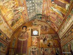 Chiesette romaniche di campagna - San Pellegrino a Bominaco nell!aquilano