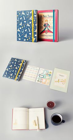 The Little Prince Study Planner is a special edition piece that is waiting to fall into your hands! Let it take you on many life adventures.