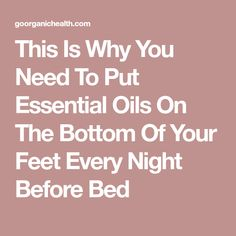 The feet are the perfect area of the body for applying essential oils. This practice is gaining in popularity since reflexology is cited as one of the main reasons to apply essential oils to the fe… Essential Oil On Feet, Essential Oil Uses, Doterra Essential Oils, Yl Oils, Aromatherapy Oils, Young Living Oils, Young Living Essential Oils, Esential Oils, Body Hacks