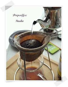coffee- haha- I just ran out of coffee filters for my pour-over so this might be worth trying! Just get some pantyhose & a clothes hanger!
