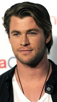 Chris Hemsworth, Australian, Actor, Handsome, Men, Black Jacket
