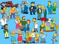 The Simpsons - TV Series - Powered by DataID Company Nederland