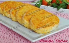 Patatesli Rulo Börek Tarifi This is delicious, but I need to find a translation in English! Pastry Recipes, Dessert Recipes, Cooking Recipes, Vol Au Vent, Recipe Sites, Turkish Recipes, Snacks, Potato Recipes, I Love Food