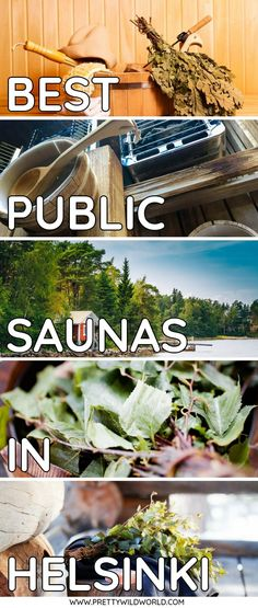 Do you want to know which is the best public sauna in Helsinki to go and release some steam after a long day of exploring? Check this post and learn more! Europe Travel Guide, Europe Destinations, Travel Plan, Travel Guides, Best Beaches In Europe, Visit Helsinki, Finland Travel, European Travel, Solo Travel