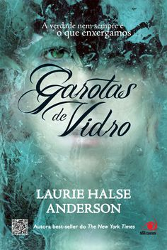 This is what WINTERGIRLS look like in Brazil. I get great fan mail from the readers there. Obrigado!