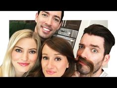 Property Brothers HOUSE TOUR! - YouTube
