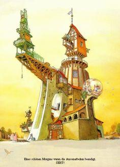 Serafin und seine Wundermaschine