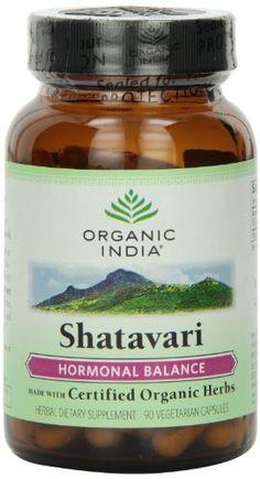 Organic India Shatavari, 90 V-Caps Organic India,http://www.amazon.com/dp/B003PGAOYS/ref=cm_sw_r_pi_dp_O-Sutb062YBR14WX great for milk production and balancing hormones