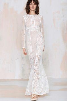 The Escape Lace Dress