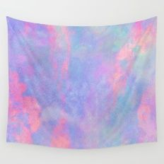 Wall Tapestry featuring Summer Sky by Georgiana Paraschiv