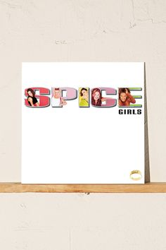 Spice Girls: Spice Vinyl Record | Urban Outfitters | Home & Gifts | Music & Tech | Vinyls & Record Players #urbanoutfitters #uoeurope #uomusic
