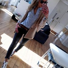 "990 Likes, 65 Comments - Céline (@lesfutiles) on Instagram: ""Bon dimanche ☀️ #outfit #ootd #metoday #whatimwearingtoday #instalook #instafashion #sundaylook…"""